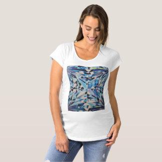 Glass Diamond Maternity T-Shirt