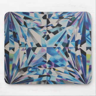 Glass Diamond Mousepad