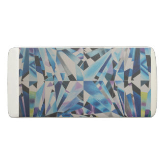Glass Diamond Wedge Eraser