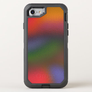 Glass Distort (4 of 12) OtterBox Defender iPhone 8/7 Case