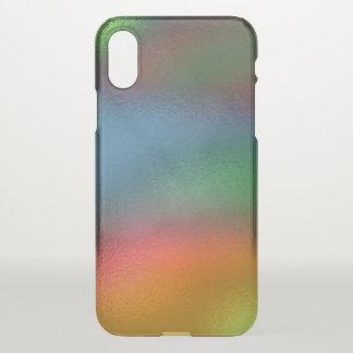 Glass Distort (5 of 12) iPhone X Case
