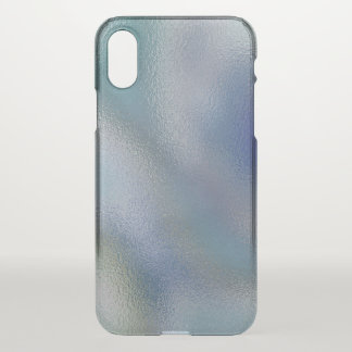 Glass Distort (6 of 12) iPhone X Case