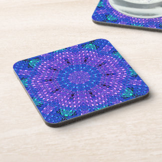 Glass Effect Mosaic Drink Coaster