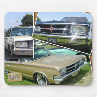 Glass Eyed Chryslers Mouse Pad