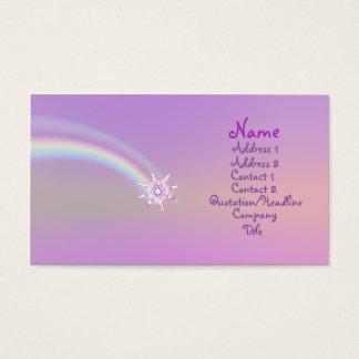 Glass Flower - Business Business Card
