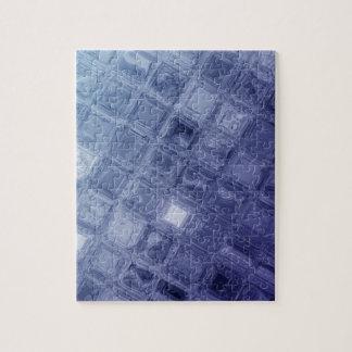Glass Jigsaw Puzzle