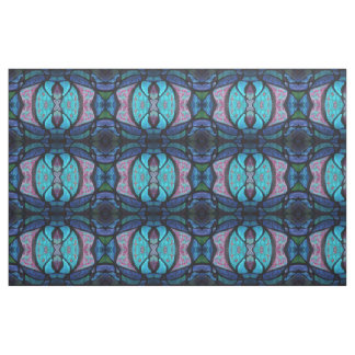 Glass Kaleidoscope Fabric