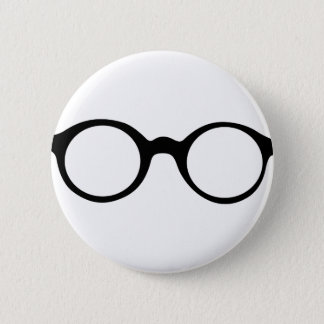 Glass Lenses 2 Inch Round Button