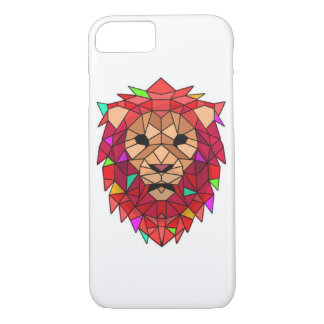 Glass Lion Phone Case
