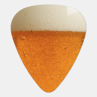 Glass of Beer Guitar Pick