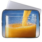 Glass of Juice Laptop Sleeve