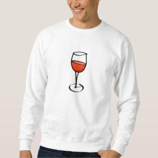 Glass of Wine Sweatshirt