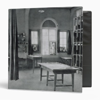 Glass Painting Studio, from the Workshops of the B Vinyl Binders