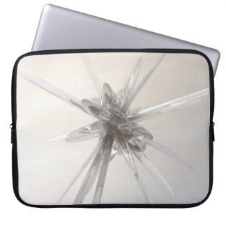 Glass Star Computer Sleeves