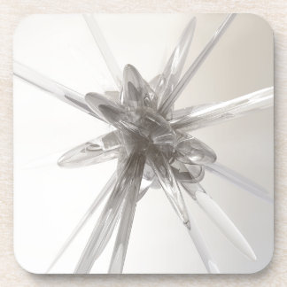 Glass Star Drink Coaster