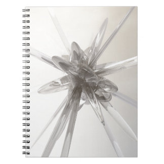 Glass Star Notebook