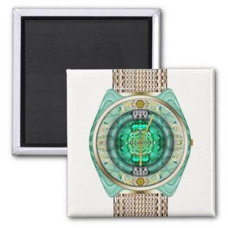 Glass Watch Magnet