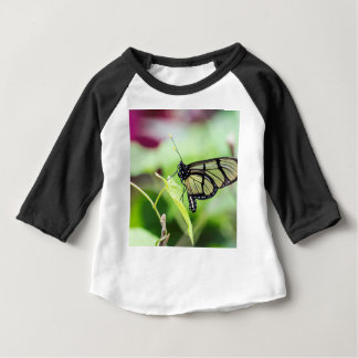Glass Wing Butterfly Baby T-Shirt