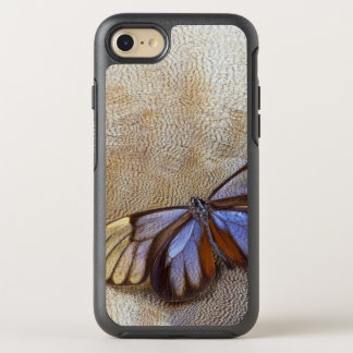 Glass-wing Butterfly Egyptian Goose Feather OtterBox Symmetry iPhone 8/7 Case