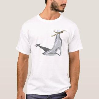 GlassBootWithPearls022111 T-Shirt