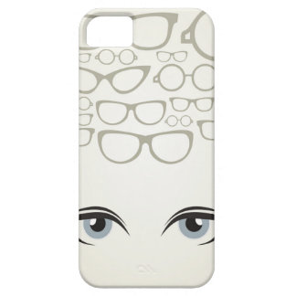 Glasses4 iPhone 5 Covers