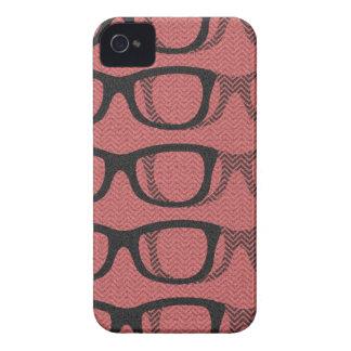 Glasses II iPhone 4 Case-Mate Case