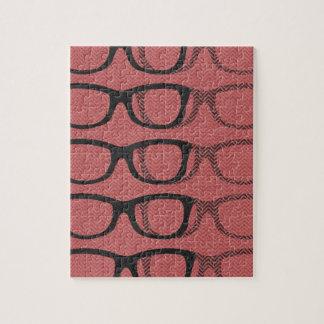 Glasses II Jigsaw Puzzle