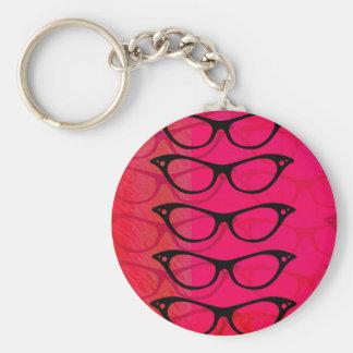Glasses Keychain