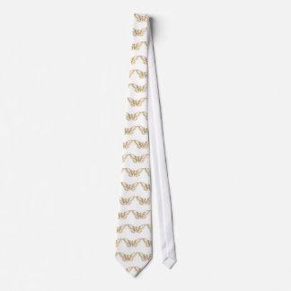 GlassWing Butterfly Tie