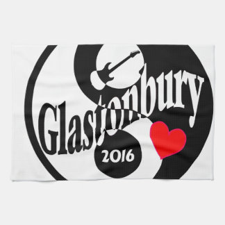 Glastonbury 2016 towel