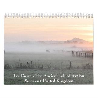 Glastonbury Tor - Somerset Calendars