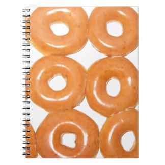 Glazed Donuts Notebook