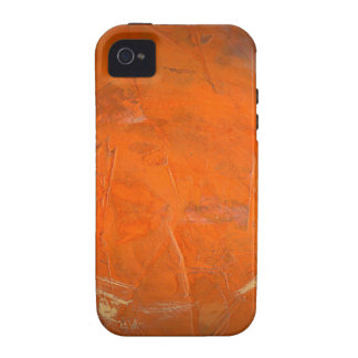 Glazed Terracotta Faux Finish iPhone 4 Cover
