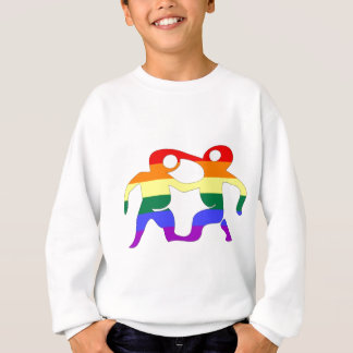 GLBT Pride: Gemini, May 22 - June 21 Sweatshirt