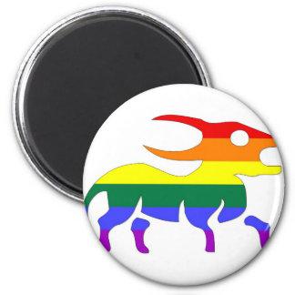 GLBT Pride:  Taurus, April 21 - May 21 Magnet