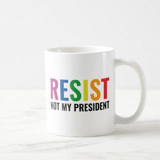 Glbt Resist Coffee Mug