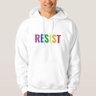 Glbt Resist Hoodie