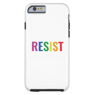 Glbt Resist Tough iPhone 6 Case