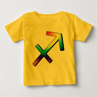 GLBT Sagittarius Baby T-Shirt