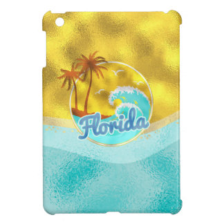 Gleaming Florida Beach Cover For The iPad Mini