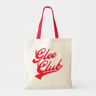 Glee Club (swoosh) Tote Bag