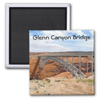 Glen Canyon Bridge Magnet