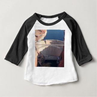 Glen Canyon Dam and Bridge, Arizona Baby T-Shirt