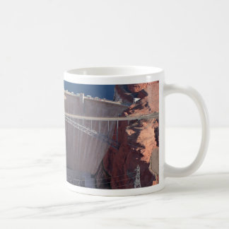 Glen Canyon Dam and Bridge, Arizona Coffee Mug