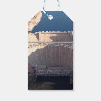 Glen Canyon Dam and Bridge, Arizona Pack Of Gift Tags