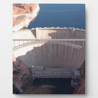 Glen Canyon Dam and Bridge, Arizona Plaque