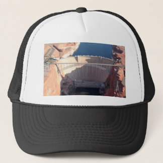 Glen Canyon Dam and Bridge, Arizona Trucker Hat
