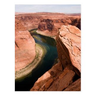 Glen Canyon - Horseshoe Bend Postcard