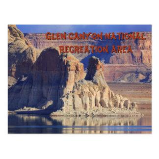 Glen Canyon Postcard