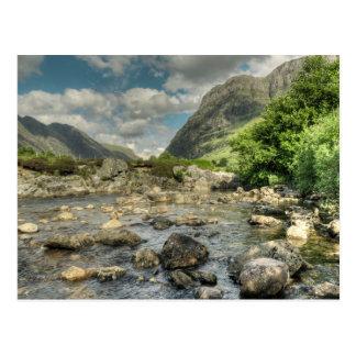 Glen Coe Postcard